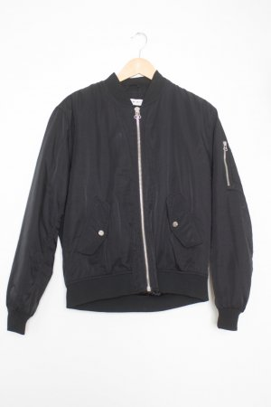 Urban Outfitters Giacca bomber nero
