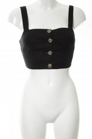 Urban Outfitters Bustier Top black casual look