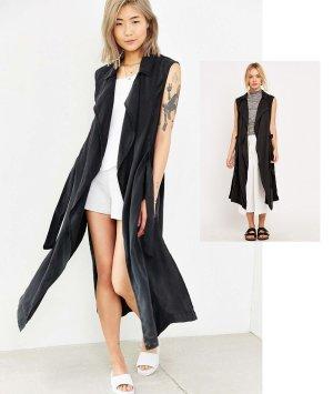 Urban Outfitters fast neu BDG Weste Camille S 36 38 verwaschenes Design