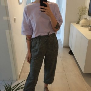 Urban Outfitters High Waist Trousers dark grey