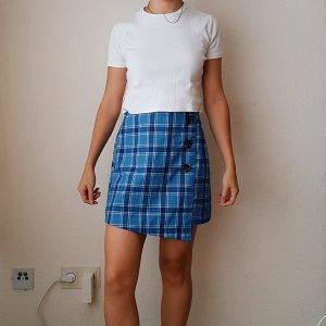 Urban Outfitters High Waist Skirt light blue-blue