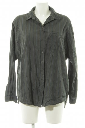 Urban Outfitters Langarmhemd Streifenmuster Casual-Look