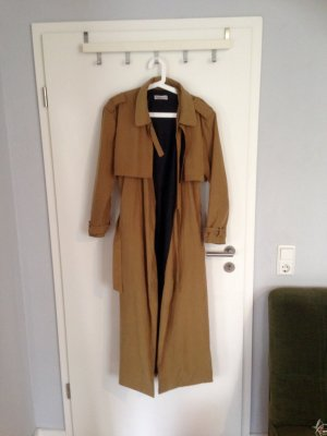 URBAN OUTFITTERS Maximantel / Trenchcoat in Ocker / Camel Gr M