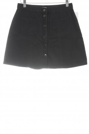 Urban Outfitters Minirock schwarz Casual-Look