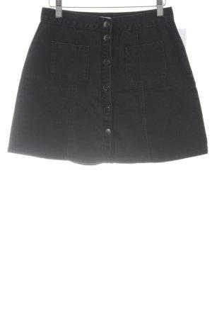 Urban Outfitters Mini rok zwart casual uitstraling