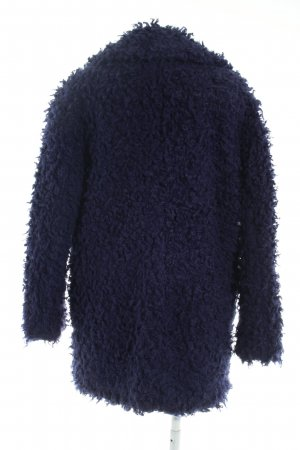 Urban Outfitters Oversized Mantel blauviolett extravaganter Stil