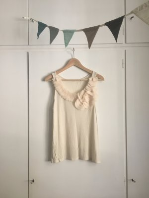 Urban Outfitters Pins and Needles | Top | Shirt | Creme | Nude | Rayon | Gr. S