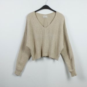 Urban Outfitters Pullover Gr. XS beige (19/06/287)