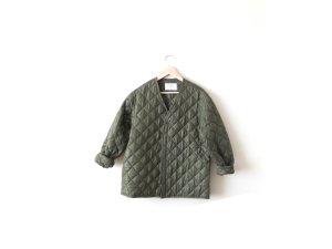 Urban Outfitters Renewal Vintage Jacke Gr. M one size khaki Steppjacke