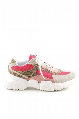Urban Outfitters Schnürsneaker Leomuster Casual-Look