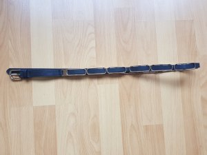 Urban Outfitters Belt black-gold-colored