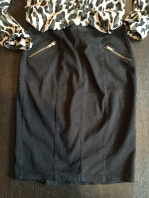 URBAN OUTFITTERS Sparkle & Fade Jeans Rock Bleistiftrock Stretch High Waist M