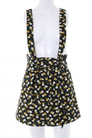 Urban Outfitters Pinafore skirt flower pattern casual look
