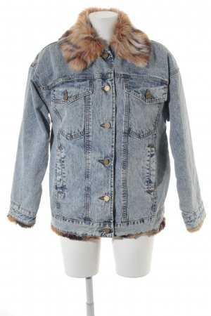 Urban Outfitters Winterjacke Animalmuster Animal-Look