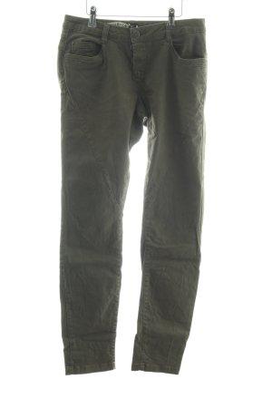 Urban Surface Pantalón de cinco bolsillos caqui look casual