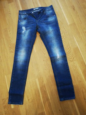 Urban Surface Skinny Jeans blue