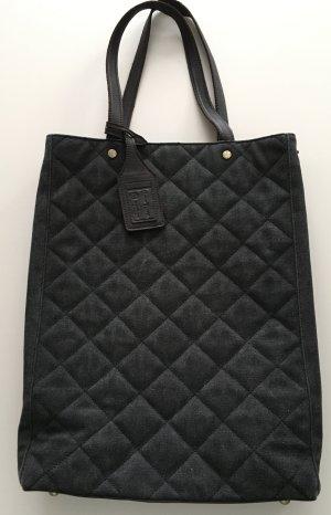Carry Bag dark grey-brown