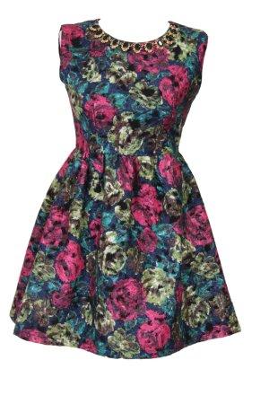 Urmoda Kleid mit Muster