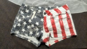 USA-Flagge Hot Pants