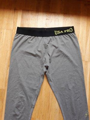 Pantalon de sport noir-gris
