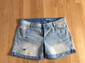 Used Jeans-Short von edc