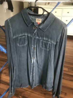 Used Look Bluse von Only