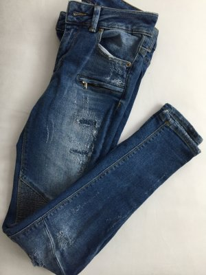 Used Look Jeans, Pull & Bear, 36