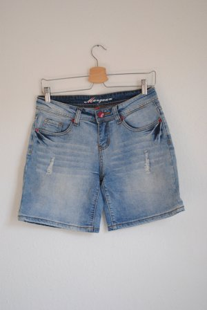 Used Look Jeans Shorts