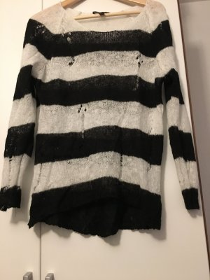 Used Look Strickpullover leicht