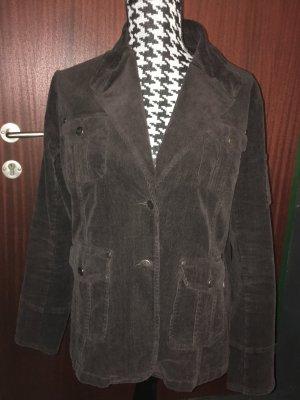 USHA Blazer Cord, dunkelbraun, Gr. 44, NEU und nie getragen