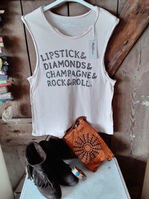 UShine Shirt aus Ibiza Swarovski passt S bis M