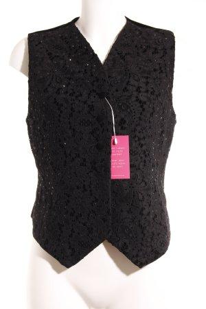 Uta Raasch Waistcoat black elegant
