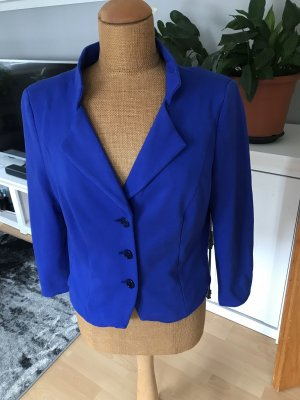 Uta Raasch Jersey Blazer blue