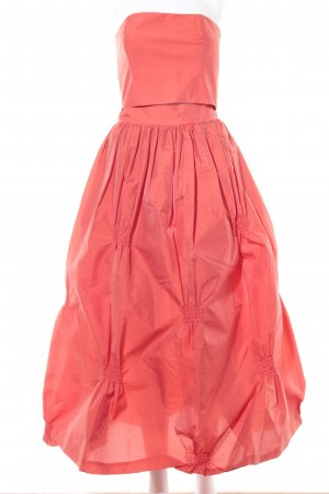 Uta Raasch Tailleur rouge clair style extravagant