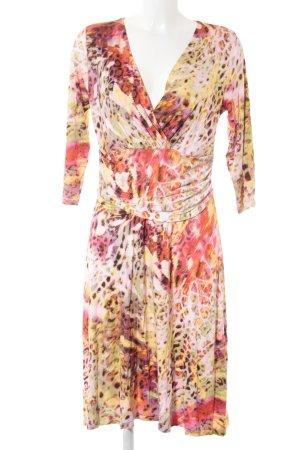 Uta Raasch Langarmkleid florales Muster Street-Fashion-Look