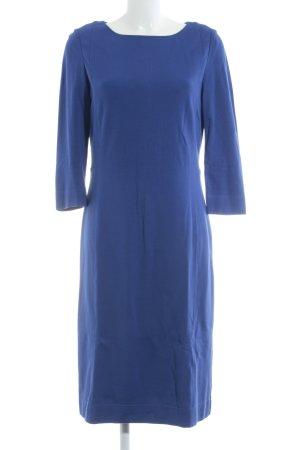 Uta Raasch Sweatkleid blau klassischer Stil