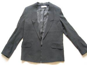 uterque blazer longblazer schwarz neuwerig gr. s 36 business