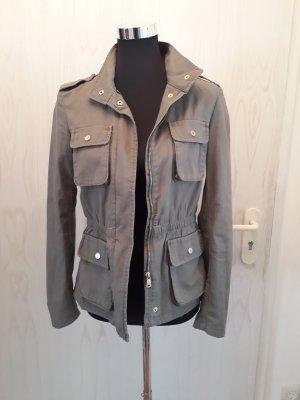 H&M Military Jacket khaki