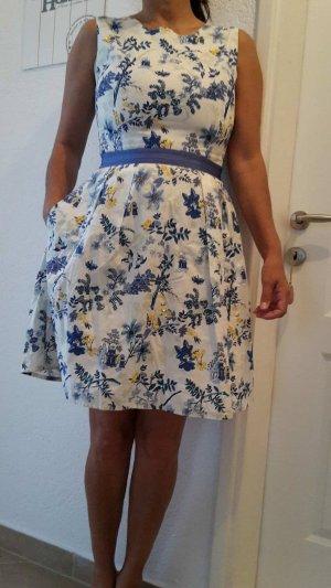 Uttam Boutique Petticoat Dress multicolored cotton