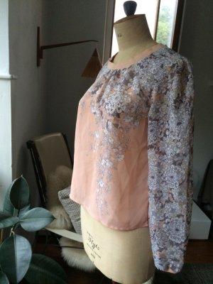 UTTAM BOUTIQUW - Oberteil, Bluse, Shirt, Gr. 38, 2 x getragen, wie neu