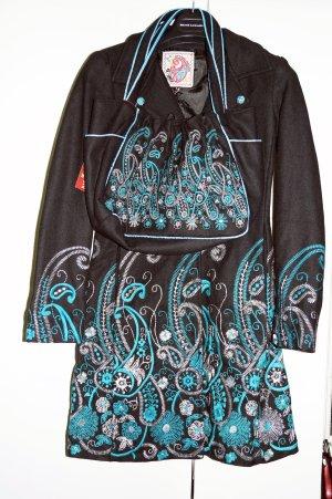 UTTAM LONDON Mantel inklusive passender Tasche - NEU