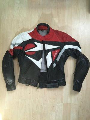 UVEX Motorrad Leder Jacke