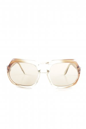 Uvex Oval Sunglasses white-bronze-colored casual look