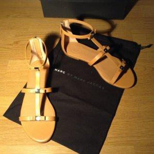 UVP 268€ Marc Jacobs! Designer Premium Sandalen aus echtem Leder orginal verpackt mit Zubehör