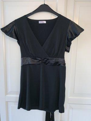 Orsay V-hals shirt zwart