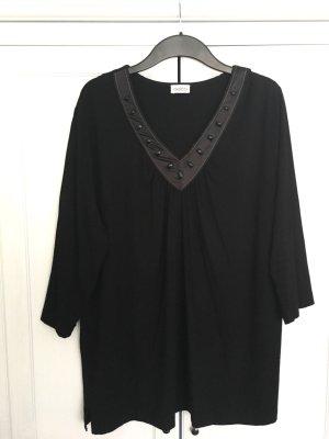 V-Neck Shirt black