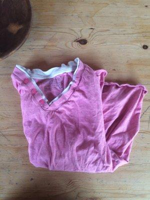 V-Ausschnitt t-Shirt - new Look