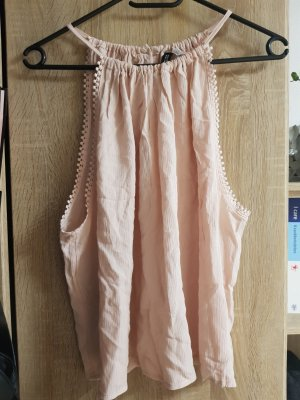 H&M Divided Blusa rosa antico-rosa pallido