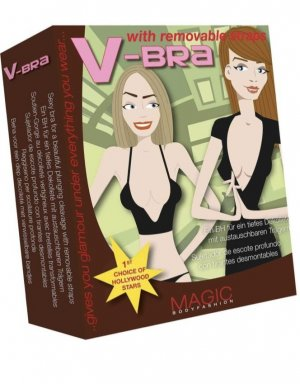 V- bra von magic 70 B, nude