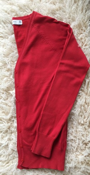 Zara Top rojo